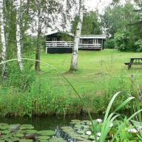Three-Bedroom Holiday home in Roslev 6