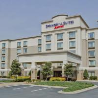 SpringHill Suites by Marriott Charlotte / Concord Mills Speedway