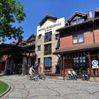 Hotel Żubrówka Białowieża