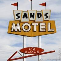桑茲汽車旅館