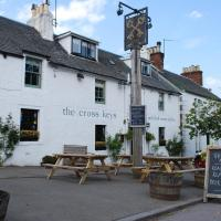 The Cross Keys in Kippen