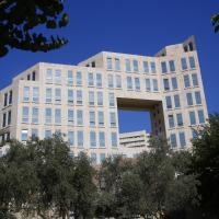 Windows of Jerusalem