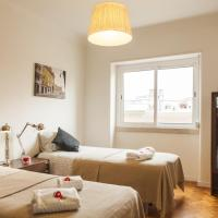 Rent4Rest Lisbon Family & Friends apartment in Roma Avenue