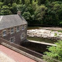 New Lanark Self Catering Waterhouses