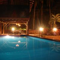 Perla Negra Beach Front Rustic Accommodation