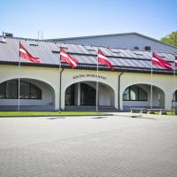 Kocēnu sporta nama hostelis