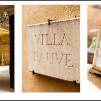 Villa Fauve Maison d'Hôtes