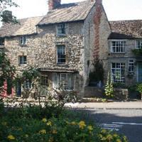 18th Century Cottage Woodstock