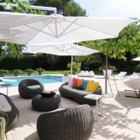 Design and Luxe Mougin Summer Villa