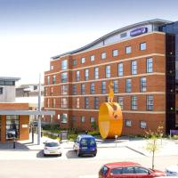 Premier Inn Wolverhampton City Centre