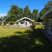 Three-Bedroom Holiday Home Barken 09