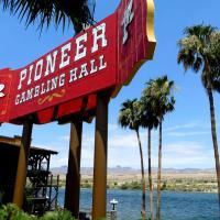 Pioneer Hotel and Gambling Hall