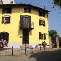Altes Backhaus in Maranzana