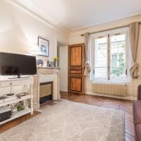 Apartment for 6 in Luxembourg Garden Herschel