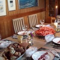 Holiday Home Farsund Hageveien