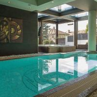 Luxury Villa With Inside Pool