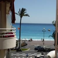 Nice Centre - Apartment with balcony and stunning sea view!