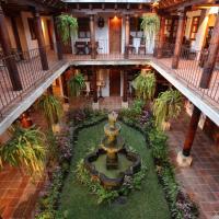 Hotel Candelaria Antigua