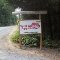 B&B @ Salt Spring Apple Company