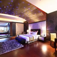 Amain Boutique Motel - Tucheng