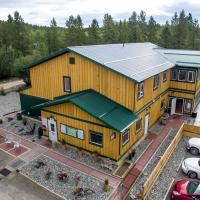 Hot Springs Campground and Hostel