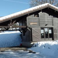 Chalet Le Grand Paddock
