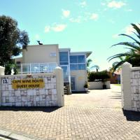 Cape Wine Route Guest House