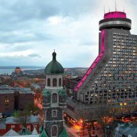 Hôtel Le Concorde Québec