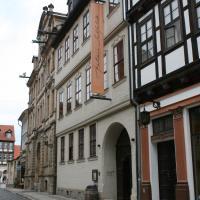 Ferienwohnungen im Palais Salfeldt und der Goldstraße