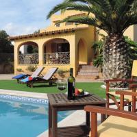 Villa Mediterranean Blue