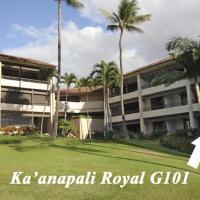 The Ka'anapali Royal Golf Course Condo G101