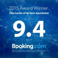 City Center of Tel Aviv Apartment