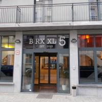 Brxxl 5 City Centre Hostel