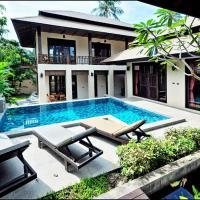 Private 4 Bed Villa in Maenam Ko Samui