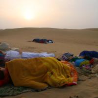 Adventure Camp by stunning Jaisalmer