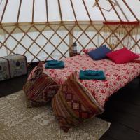 La Fermette Luxury tent