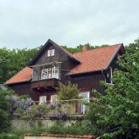 """Ferienwohnung Teufelsmauer """"Waldhaus"""""""