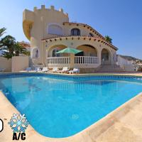 Villas Costa Calpe - Castillo