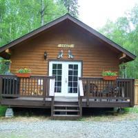 Talkeetna Wolf Den Cabin