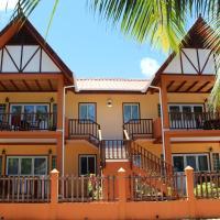 Green Blue Beach House