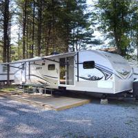 Lake George Escape 40 ft. Premium Travel Trailer 42