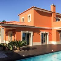 Terra-cotta Villa
