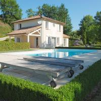 Holiday home Lapeyriere St Pantaleon