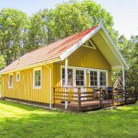 Ferienhaus mit Terrasse und Kamin - D 048.002B