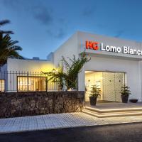 Apartamentos Hg Lomo Blanco