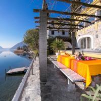 Villa Lugano Lakefront