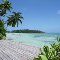 Villa Teareva by Tahiti Dream