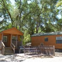 Morgan Hill Camping Resort Cabin 1