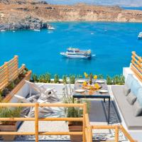 Lindos Shore Summer House