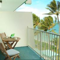 Paradise Beachfront Palm 603